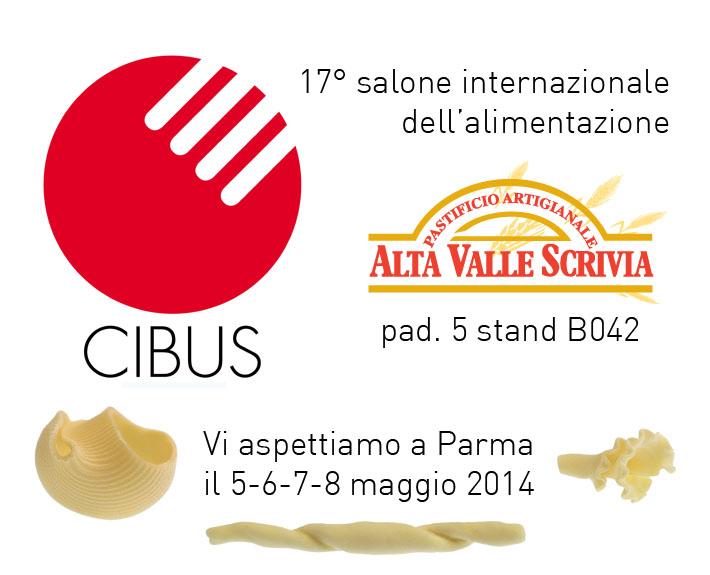 PASTIFICIO artigianale altavallescrivia CIBUS 2014